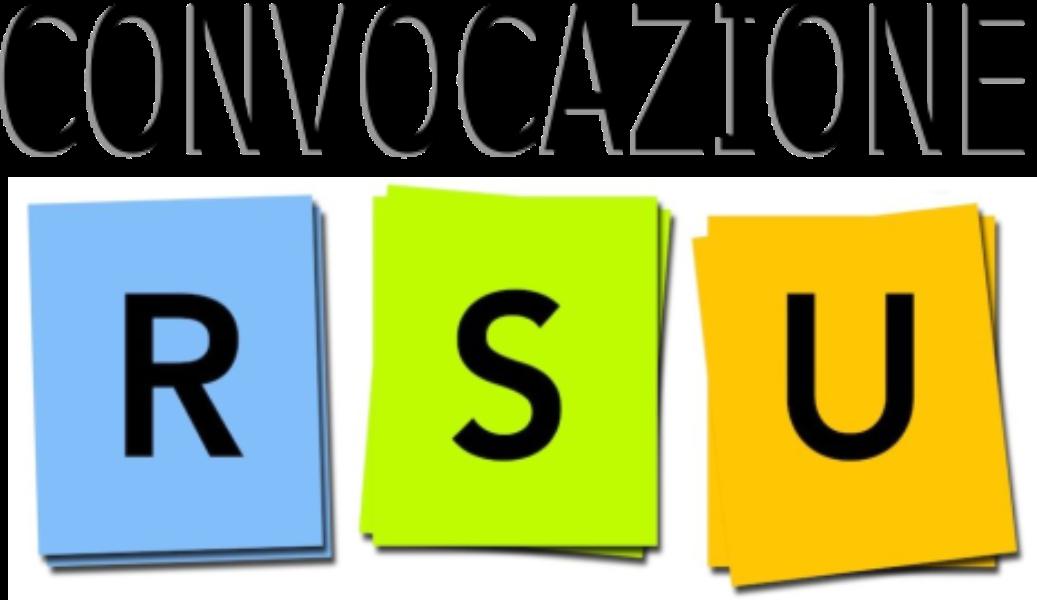 Convocazione delle RSU di Istituto