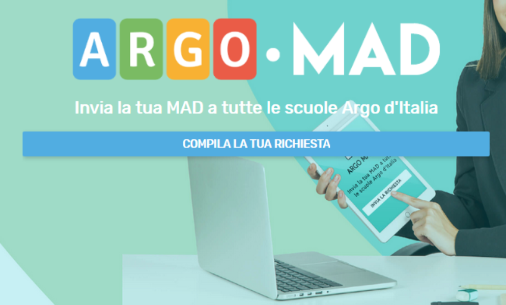 MAD • Messe a disposizione Online