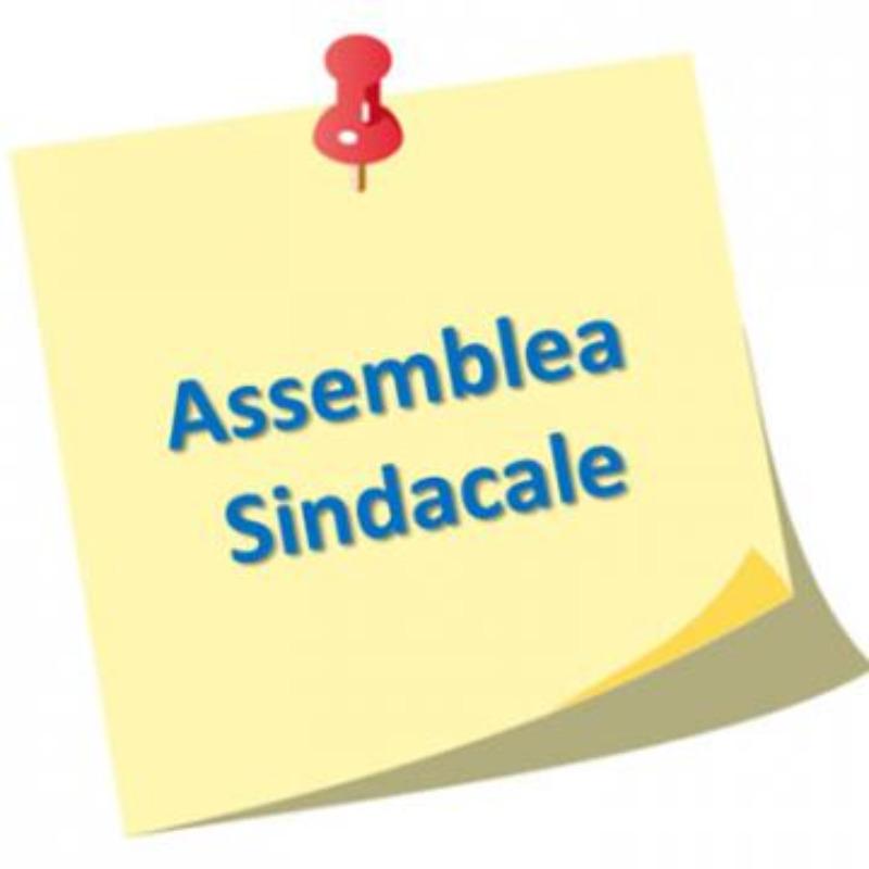 Assemblea sindacale per il personale Docente e ...