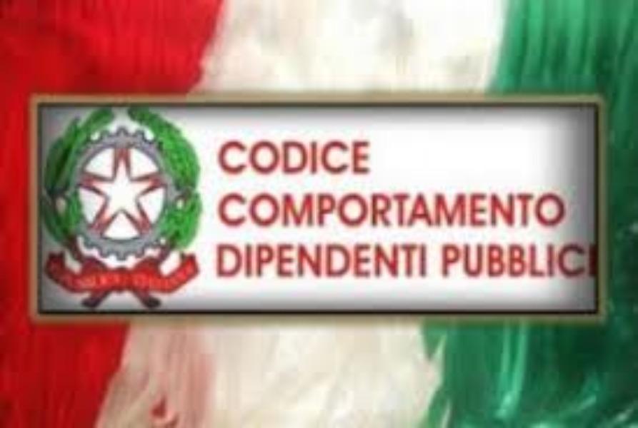 Codice comportamento dipendenti pubblici- DPR 6...
