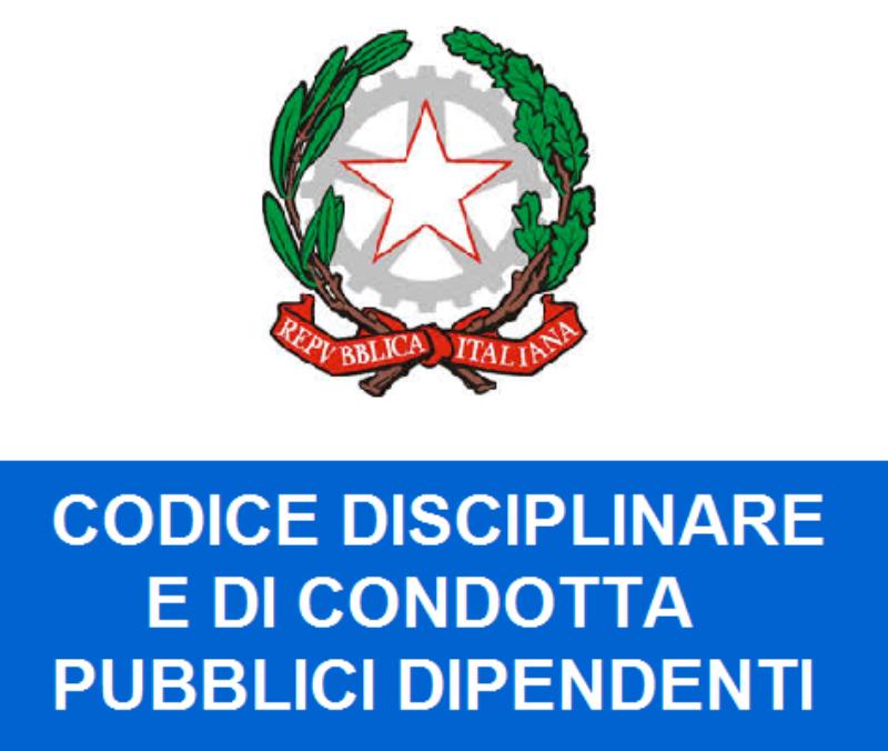 CODICE DI COMPORTAMENTO dei dipendenti delle PU...