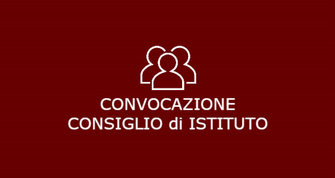 Convocazione su Meet del Consiglio d'Istituto p...