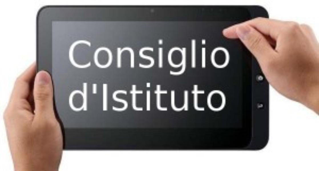 Convocazione su Meet del Consiglio di Istituto ...