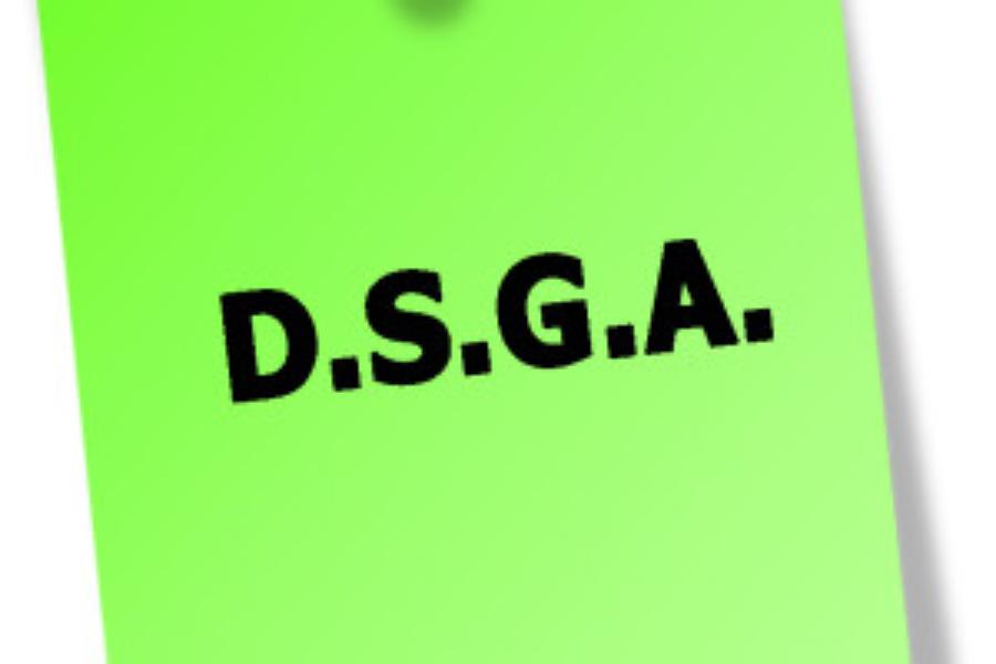 Copertura posto vacante e disponibile DSGA – ...
