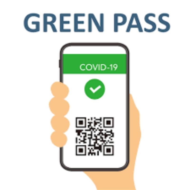 Certificazione verde (Green Pass) per l'acces...
