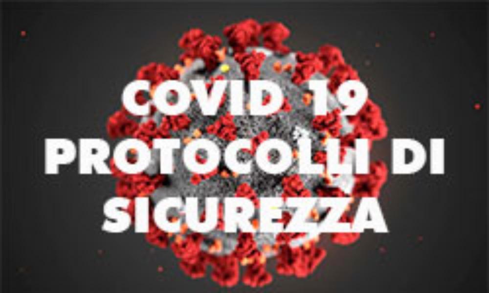 AUTODICHIARAZIONE -   PROTOCOLLO COVID-19