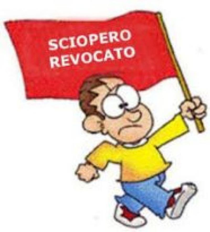 Esclusione del settore scuola dallo sciopero ge...